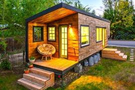 景观木屋为什么受人喜欢?