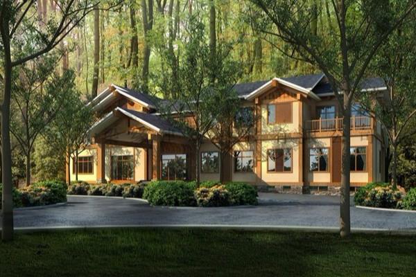 景观木屋的保养和维护