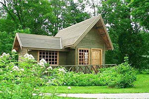 景观木屋设计优势在哪里?