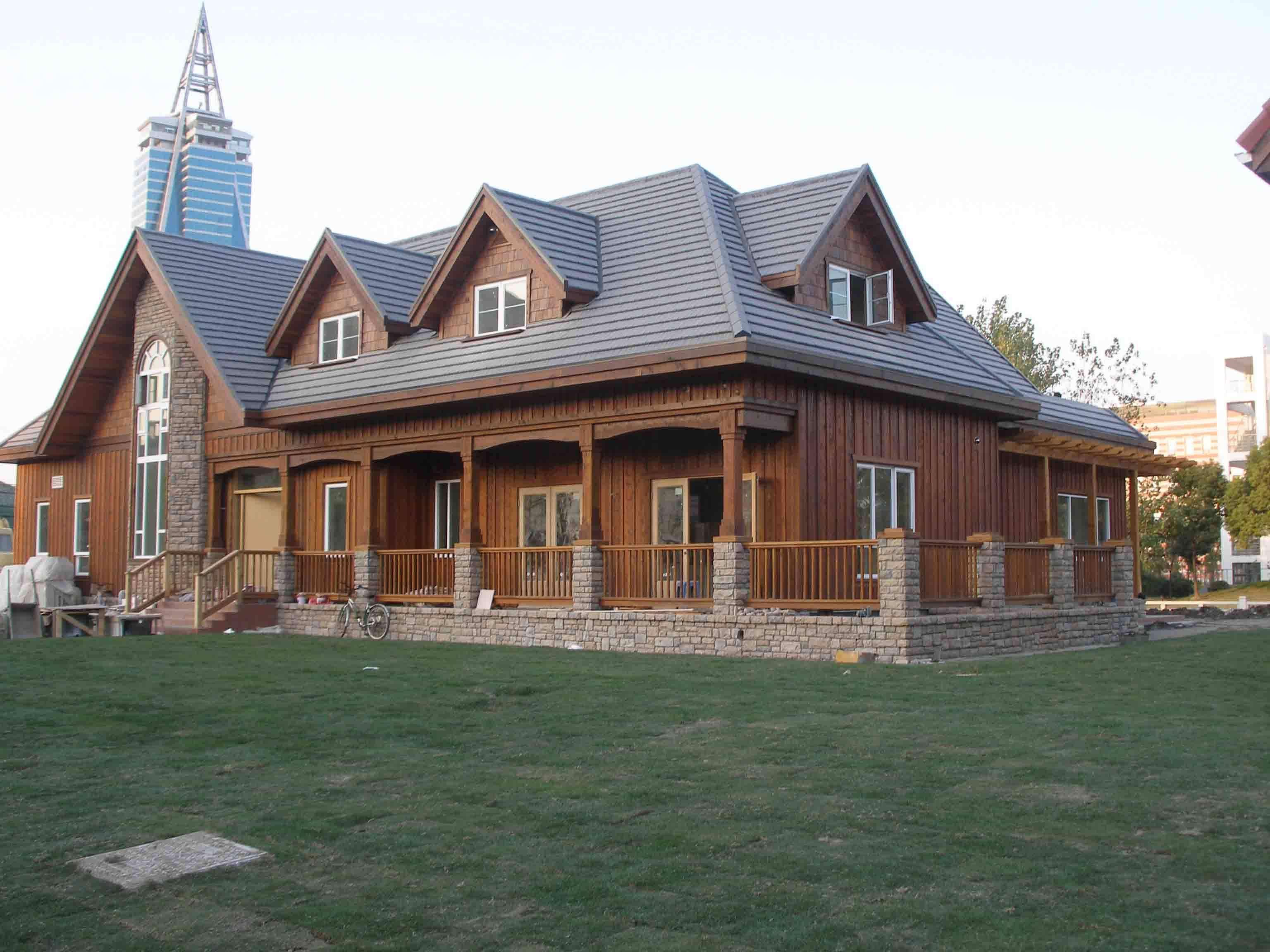木质结构房屋为什么是最健康的居住方式?