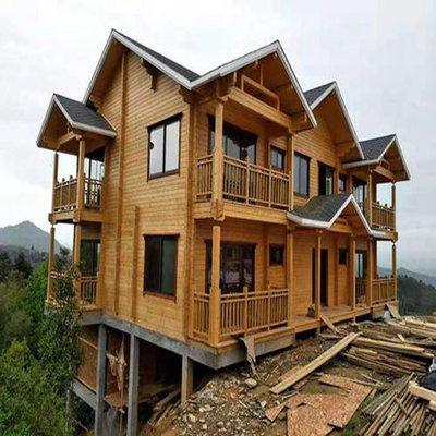 胶合木别墅主要具有哪些特点