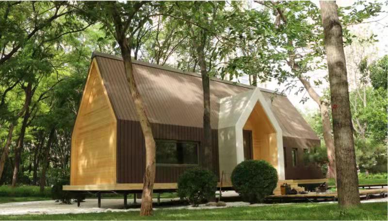 带你了解装配式木屋
