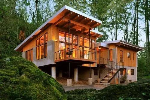 建造木屋别墅如何有效防白蚁?