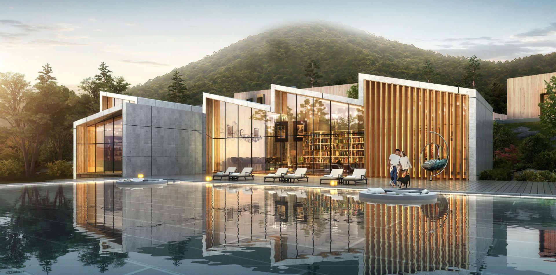 为客户提供放心的木结构设计及加工服务